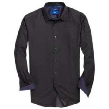 Egara Black Tic Sport Shirt