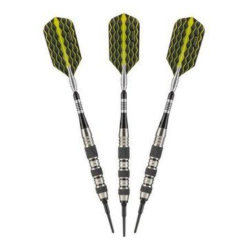 Viper The Freak Soft Tip Darts Knurled and Shark Fin Barrel 16 Grams