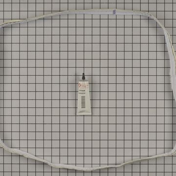 Whirlpool Dryer Part # W10612022 - Felt Seal - Genuine OEM Part