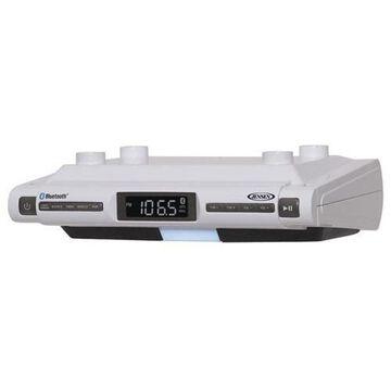 JENSEN SMPS-628 Under-Cabinet Universal Bluetooth(R) Music System