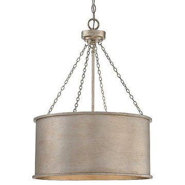 Rochester Drum Pendant by Savoy House