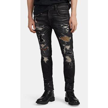 R13 Boy Distressed Skinny Jeans