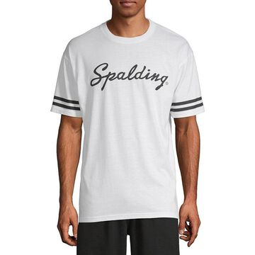 Spalding Mens Greatest Graphic T-Shirt