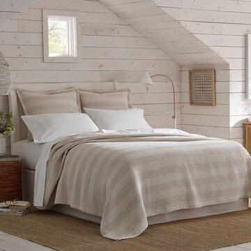 Martex Hampton Stripe Coverlet