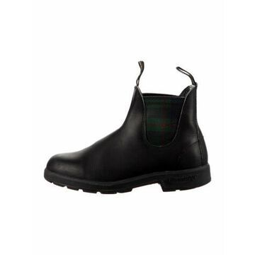 Leather Chelsea Boots Black