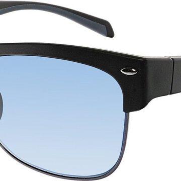 Costa Del Mar Polarized Pawleys PW11OGP Black Semi-Rimless Sunglasses