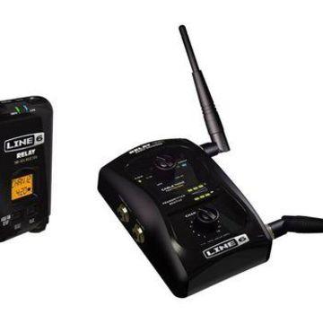 ''Line 6 Relay G50 Wireless Guitar System: Wired Tone, Wireless Freedom''