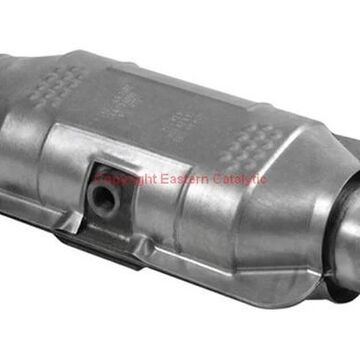 Eastern Catalytic Universal Catalytic Converters (50-State Legal), Rear Driver Side Unit