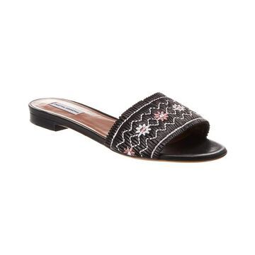 Tabitha Simmons Dizzy Leather Slide