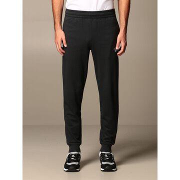 Ea7 Pants Ea7 Jogging Pants In Cotton With Logo