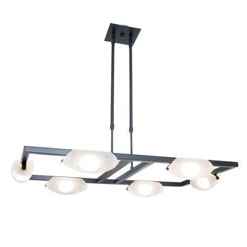 Access Lighting Nido Bronze LED Chandelier