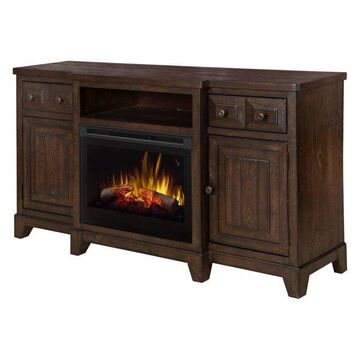 Dimplex Heinrich Media Console with Firebox and Logs