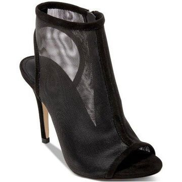 Madden Girl Womens Divaa Fabric Peep Toe Ankle Fashion Boots