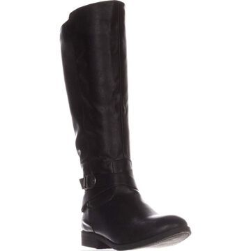 Style & Co. Womens Madixe Closed Toe Knee High Fashion Boots
