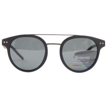 Polaroid Black Plastic Sunglasses