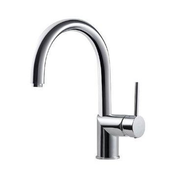 Houzer VITBA-660-PC Vitale Bar Faucet, Polished Chrome