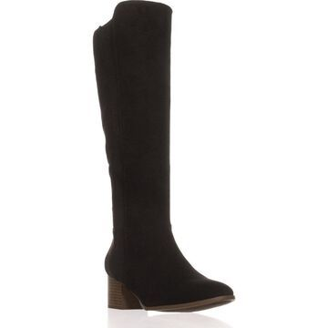 Style & Co. Womens Finnly Almond Toe Knee High Fashion Boots