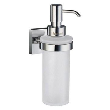 Smedbo RK369 House 1 3/4 Wall Mount Soap Dispenser In Polished Chrome
