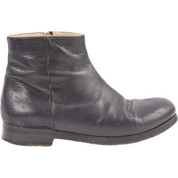 Damir Doma Black Leather Boots