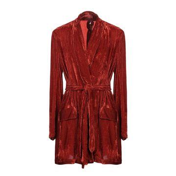 ANN DEMEULEMEESTER Overcoats