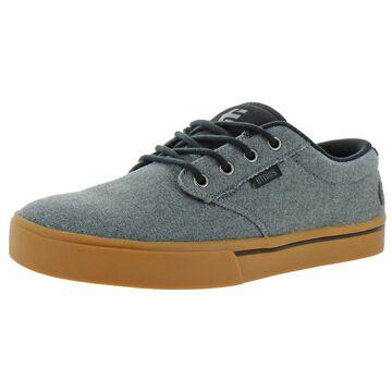 Etnies Jameson 2 Eco-Friendly Men's Canvas Low-Top Skate Shoes
