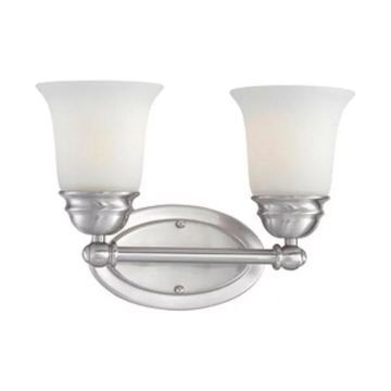 Thomas Lighting Bella, Two Light Bath Vanity