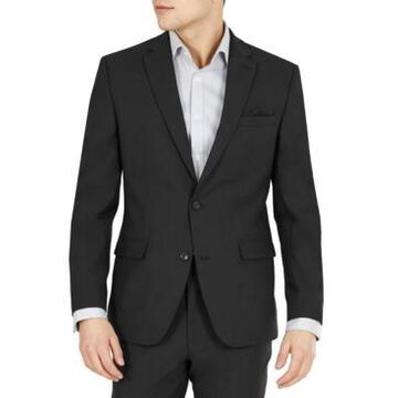 Bar Iii Men's Slim-Fit Solid Wool Suit Jacket, Created for Macy's