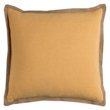 Rizzy Home Decorative Poly Filled Throw Pillow Solid 22