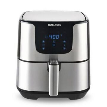 Kalorik 3.5 qt. Stainless Steel Digital Air Fryer