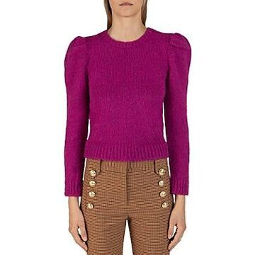 Derek Lam 10 Crosby Puff Sleeve Sweater