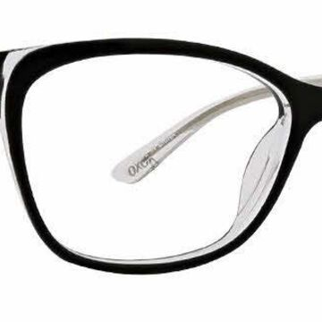 XOXO Cyprus Eyeglasses in Black