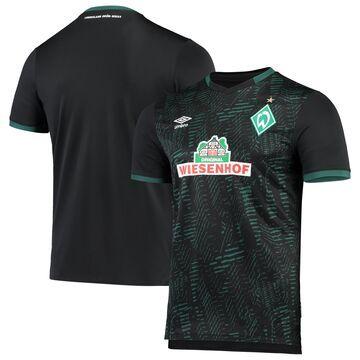 SV Werder Bremen Umbro 2019/20 Third Replica Jersey - Black