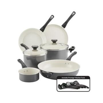 Farberware Go Healthy! Nonstick 14-Pc. Cookware Set