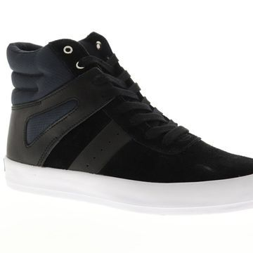 Creative Recreation Moretti Black Navy Mens High Top Sneakers