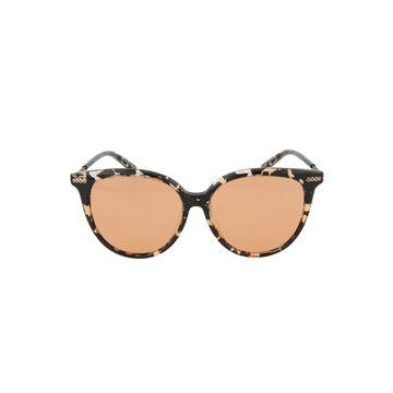 Bottega Veneta BV0103S Round Adult Female Sunglasses