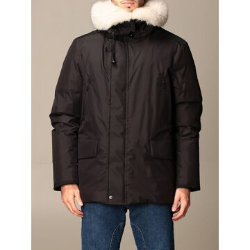 Peuterey Jacket With Hood And Drawstring