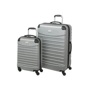 Geoffrey Beene 2 Piece Hardside Luggage Set -