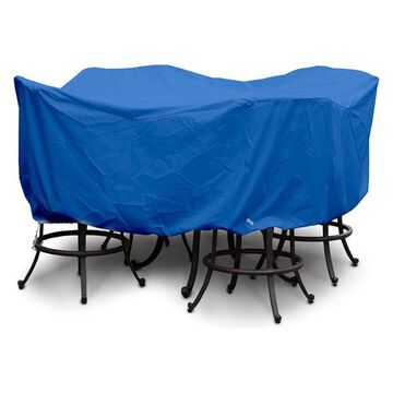 Large Bar Set Cover, Pacific Blue