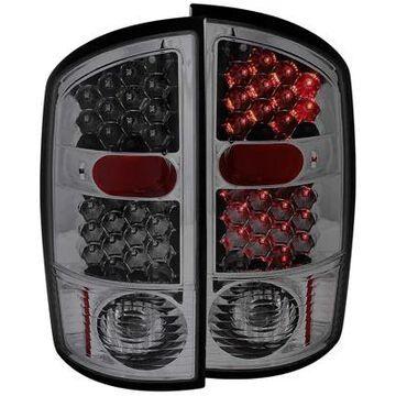 Anzo USA LED Tail Lights in Smoke, LED Tail Lights - 311167