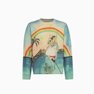 Casablanca Sweater Ms21-kw-056