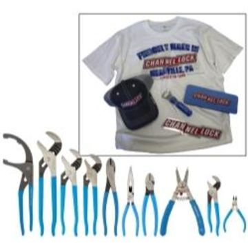 Channellock 10-Pc Plier Assortment