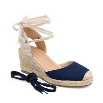 Journee Collection Monte Espadrille Wedges Women's Shoes