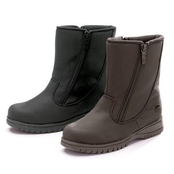 Totes Double-Zip Winter Boots