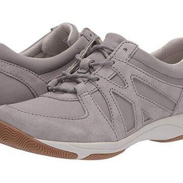 Dansko Hatty (Grey Suede) Women's Shoes