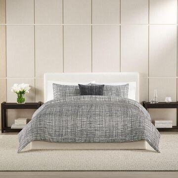Simply Vera Vera Wang Monochrome Mesh Comforter Set