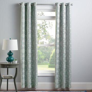 Croft & Barrow 2-pack Greer Window Curtains