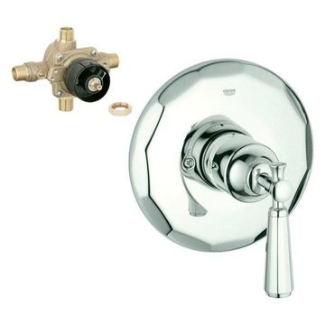 Grohe Kensington, Chrome, 4