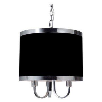 Artcraft Lighting SC433 Madison 3 Light Flushmount Ceiling Fixture
