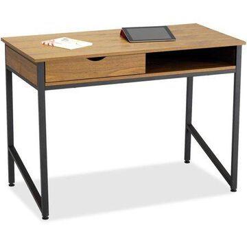 Safco, Single Drawer Office Desk, 1 Each
