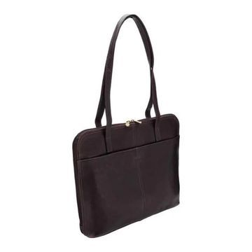 LeDonne Women's Moderno Business Tote LD-8042 Cafe - US Women's One Size (Size None)